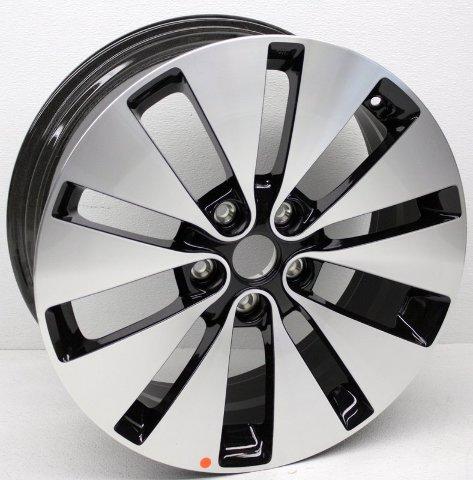 OEM Kia Optima 18 inch Alloy Wheel Nicks 52910-2T550