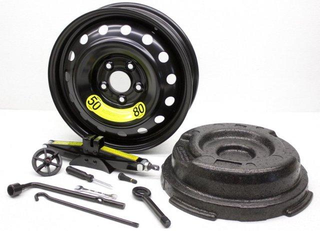 OEM Hyundai Veloster Spare Wheel Kit 2VF40AC910
