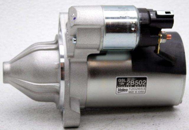 OEM Hyundai Forte Optima Sonata Soul Tucson Veloster Starter Motor 36100-2B502