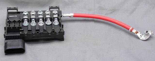 OEM Audi Volkswagen Engine Bay Fuse Box 1J0937617D