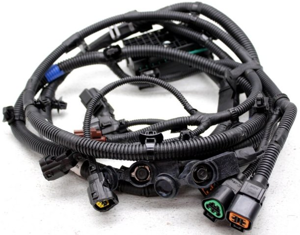 oem kia spectra engine wire harness 91210-2f010 | alpha ... kia spectra wiring harness #12