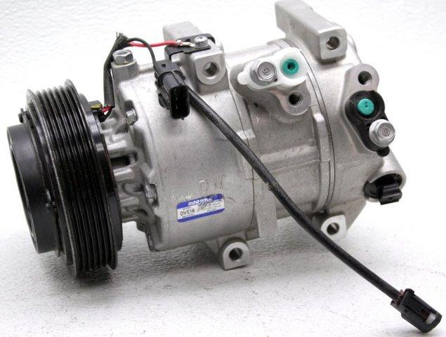 OEM Hyundai Tucson A/C Compressor Plug Damage 97701-2S500RM