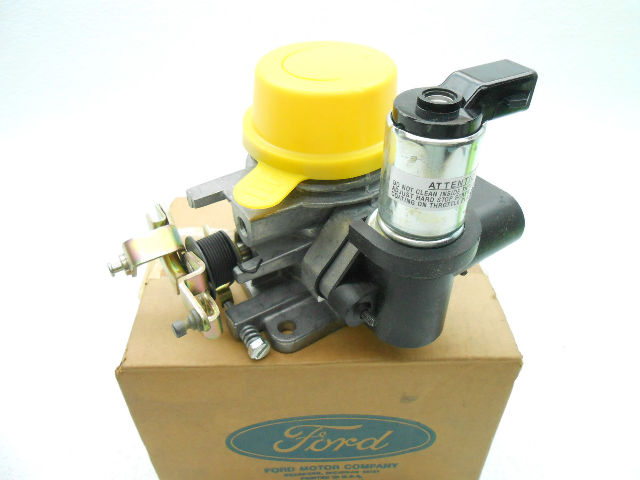 Aa New Nos Oem Ford Windstar L Throttle Body Assembly
