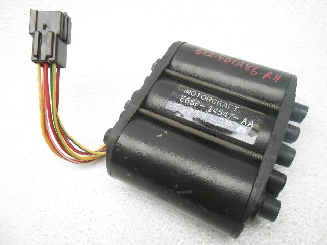 Nos new oem ford thunderbird mercury cougar right power for Power seat motor suppliers