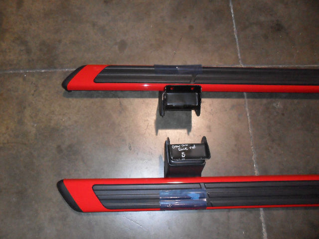 Oem Ford F 150 F150 Running Boards Set Kit Nerf Bars Crew