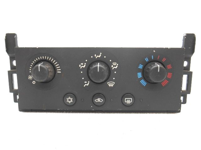 Pontiac Grand Prix Ac Heater Control Temp Control 2004