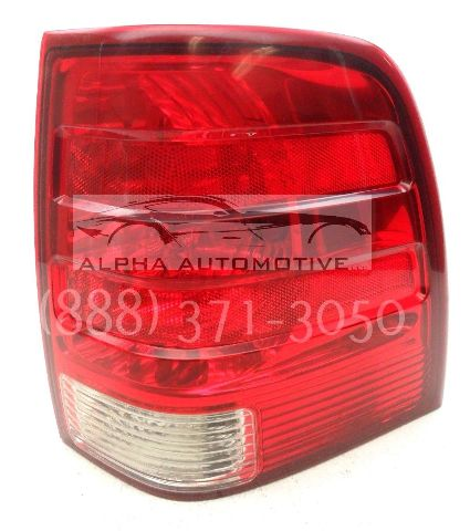 Oem 2003 2006 Ford Expedition Right Tail Lamp Light