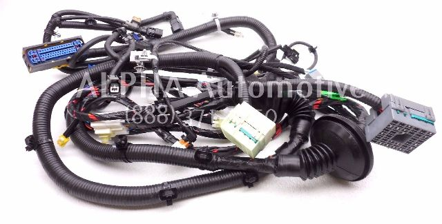 aa005323 new oem 2005 2010 kia sportage ex 2wd 27l engine wiring harness 5 new oem 2005 2010 kia sportage ex 2wd 2 7l engine wiring harness kia sportage trailer wiring harness at bakdesigns.co