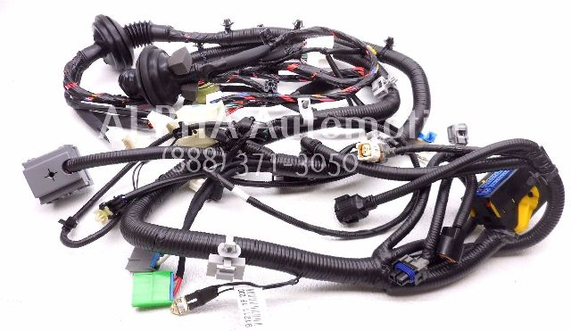 aa005323 new oem 2005 2010 kia sportage ex 2wd 27l engine wiring harness new oem 2005 2010 kia sportage ex 2wd 2 7l engine wiring harness kia sportage trailer wiring harness at gsmx.co