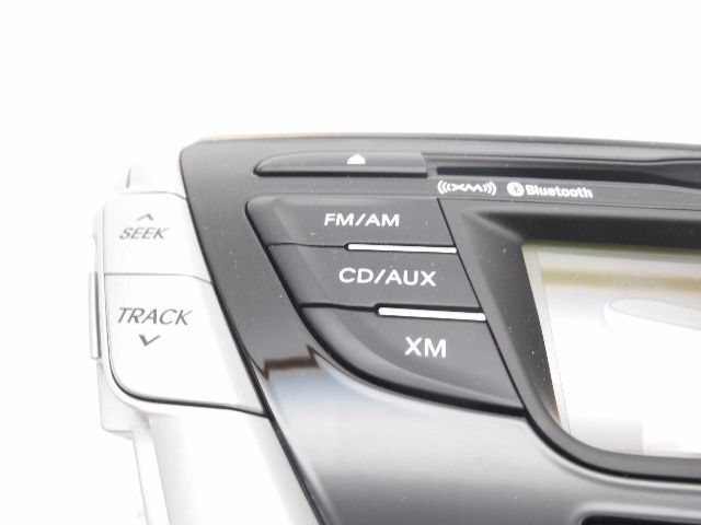 New Oem Hyundai Elantra Radio Audio Stereo Cd Face Plate