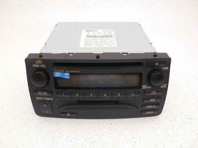 New Genuine Oem Toyota Corolla Radio Stereo Cd Player