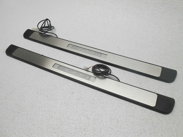 Front Door Sill Plates Plate Kit Lighted Scion Xd 2008