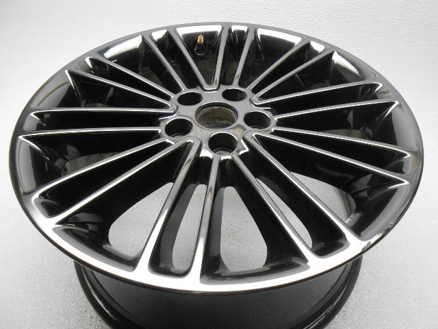 Oem 2013 2016 Ford Fusion 18 Quot 20 Spoke Wheel Rim Black