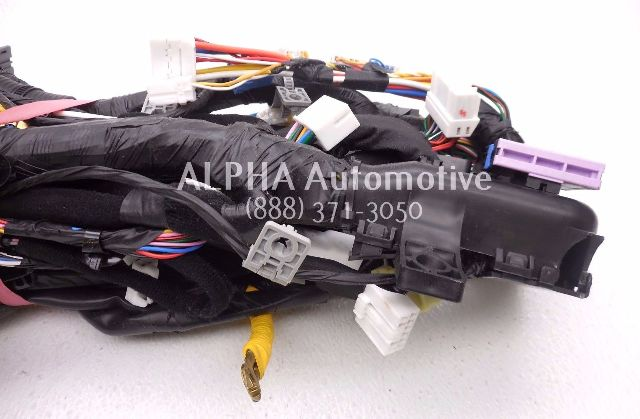 2004 hyundai sonata wiring harness new oem 2007-2010 hyundai elantra main engine wire harness ...