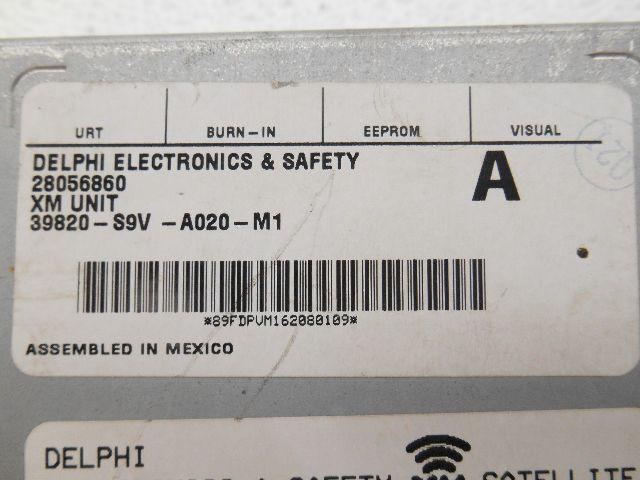 New OEM Honda Pilot XM Satellite Radio Receiver Module ...
