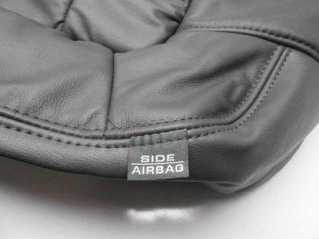 Aa New Genuine Oem Honda Accord Coupe Leather Seat Cover Upper Lh Driver
