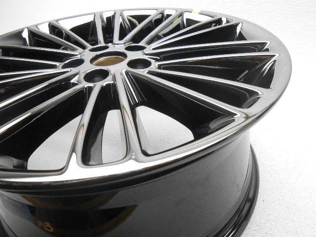 """OEM Ford Fusion 18"""" Wheel Rim 10 Split 20 Spoke Black 2013 ..."""