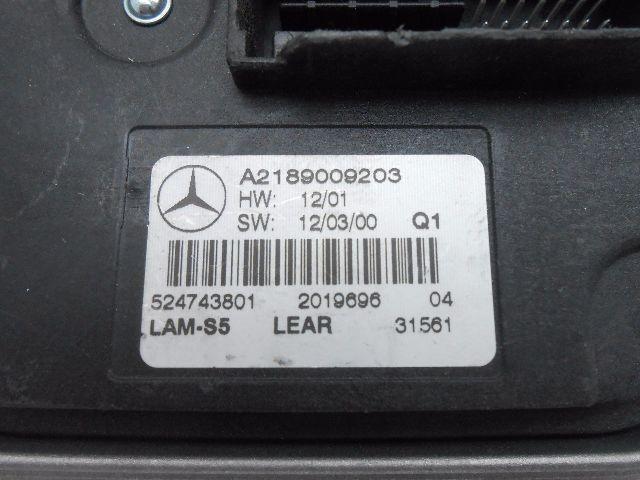 Oem 2013 2016 Mercedes Gl Xenon Headlamp Voltage Converter