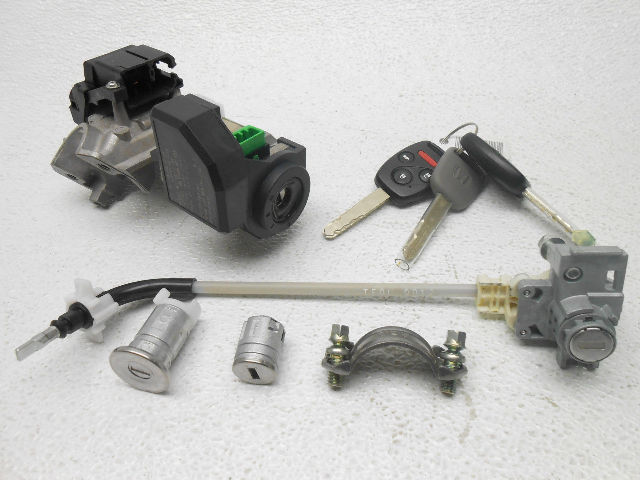 New Honda Accord Crosstour Key Set Cylinder Lock Ignition