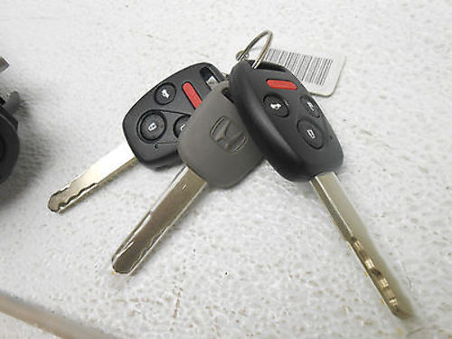 Used Honda Crosstour >> New Honda Accord Crosstour Key Set Cylinder Lock Ignition Switch 06350-TE0-A31 | Alpha Automotive