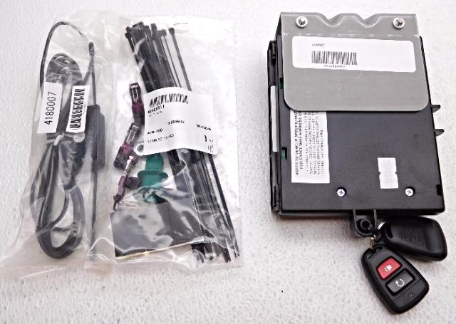 New Oem 13 15 Hyundai Santa Fe Sport Remote Start Kit Key