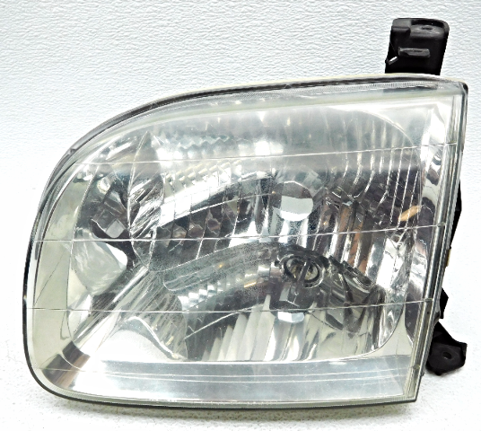 oem 2001 2004 toyota sequoia tundra left halogen headlight. Black Bedroom Furniture Sets. Home Design Ideas