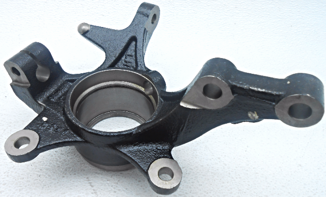 Service Manual 2013 Kia Sorento Removing Steering Knuckle
