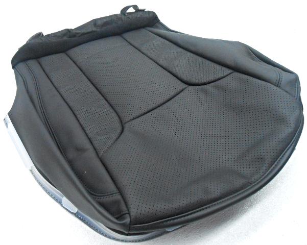 new oem 2012 2016 hyundai azera front driver seat cover lower 88160 3v500xbd alpha automotive. Black Bedroom Furniture Sets. Home Design Ideas