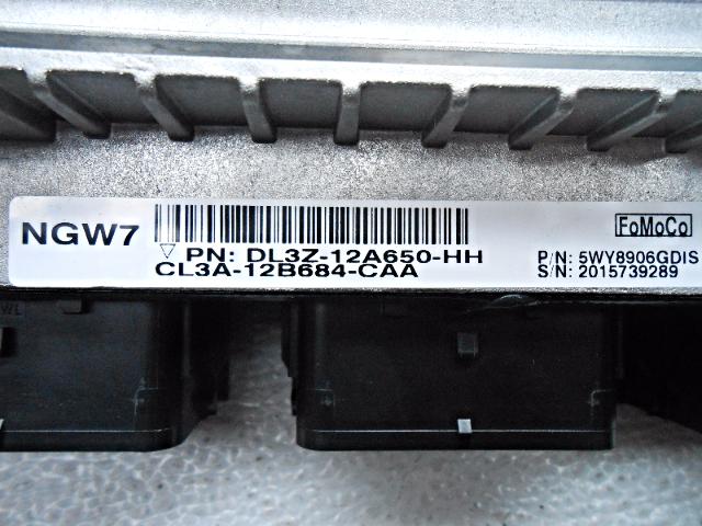 New Oem 2013 2014 Ford F150 5 0l 4x4 Ecm Engine Control
