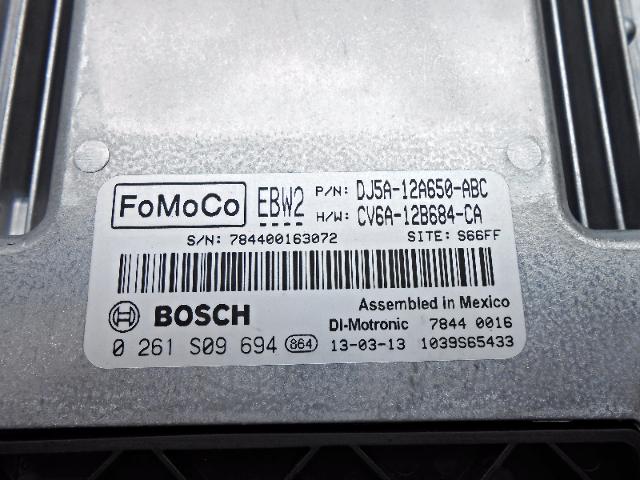 New Oem 2013 2014 Ford Escape Ecm Engine Control Computer