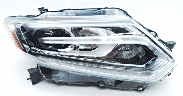 Oem 2014 2015 Nissan Rogue Right Led Headlight Head Lamp