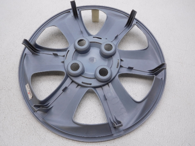 Aa New Oem Hyundai Accent Wheel Cover No Center Cap Spoke With Hidden Lugs on 2006 Hyundai Accent Engine