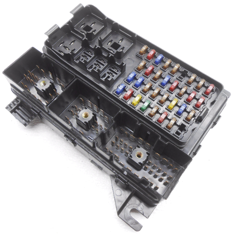 new old stock ford taurus mercury sable cabin fuse box. Black Bedroom Furniture Sets. Home Design Ideas