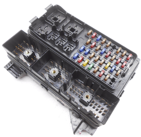 ford mercury fuse box oem ford taurus mercury sable cabin fuse box less relays ... #5
