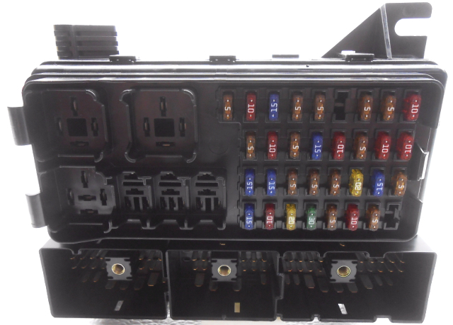 fuse box for kit cabins new old stock ford taurus mercury sable cabin fuse box ... fuse box repair kit #4