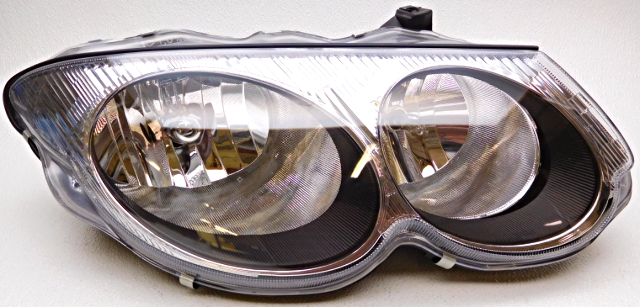 Aa Aftermarket Tyc Headlight For Chrysler M Rh Passenger Side