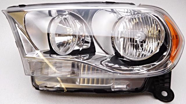 OEM Dodge Durango Left Driver Side Headlight Top Mount ...