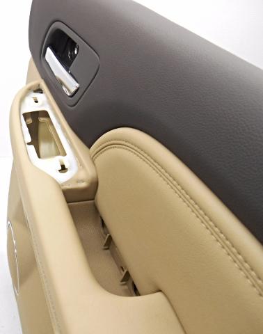 Oem sierra suburban silverado escalade esv passenger rear for 03 silverado door panel