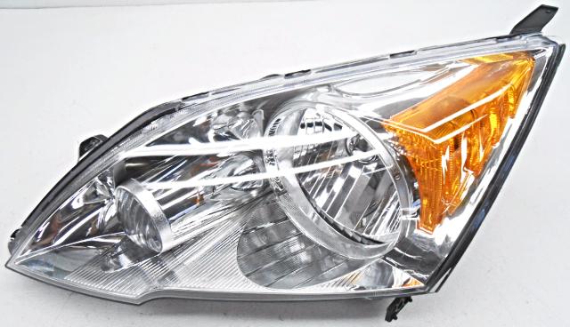 Tyc Left Driver Side Aftermarket Headlight For 2007 2011 Honda Cr V Alpha Automotive