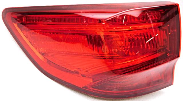 Oem Acura Mdx Left Driver Side Quarter Mount Tail Lamp