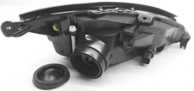 Oem ford focus left driver side halogen headlight 3s4z for 2000 ford focus driver side window regulator