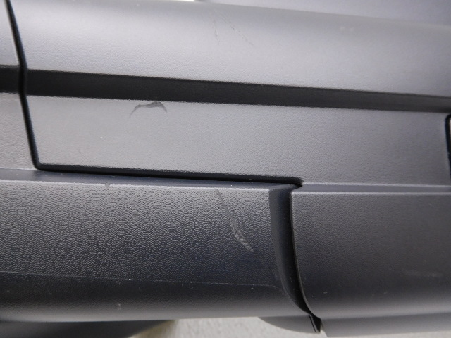 Oem Left Mirror Black Textured Ford F150 Bl3z17683aa