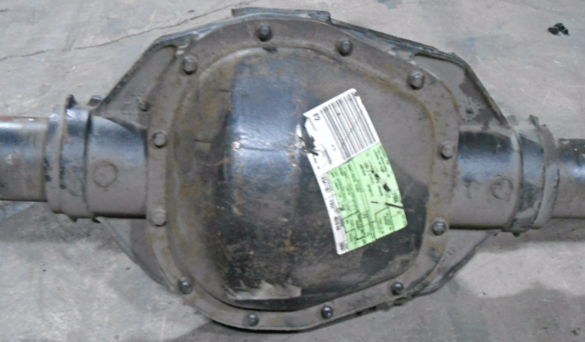 Aa Oem Ford F F F Rear Axle Housing F Z Aa on 2004 Ford F 150 Cooling System