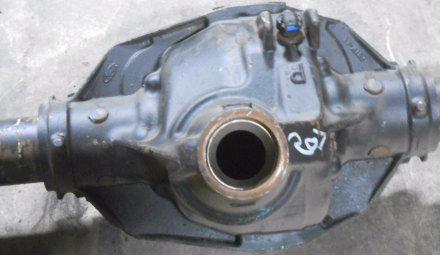 Oem Ford F150 F250 F350 Rear Axle Housing F85z4010aa