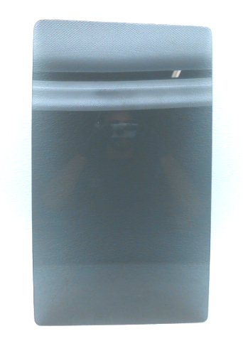 OEM Mitsubishi Montero Left Rear Door Vent Glass MR436987 Tinted