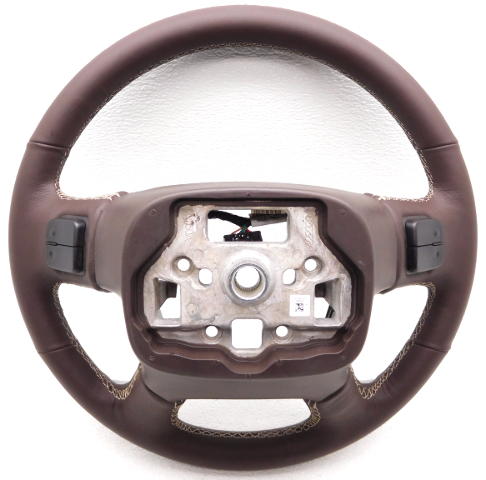 oem gmc sierra 2500 3500 denali steering wheel leather. Black Bedroom Furniture Sets. Home Design Ideas
