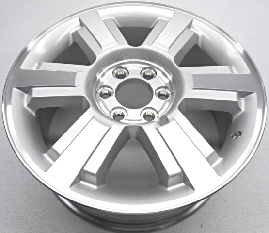 Oem Ford F150 20 Inch Aluminum Wheel Rim Small Dent On