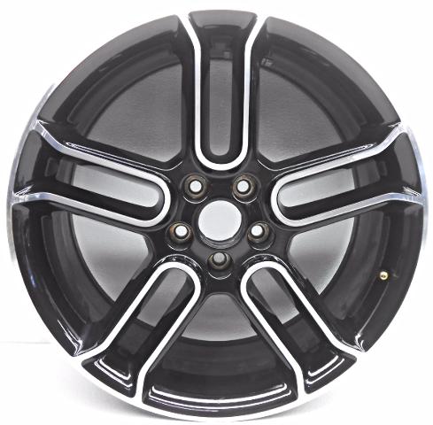 Oem Ford Edge Flex 20 Inch Aluminum Wheel Rim Black