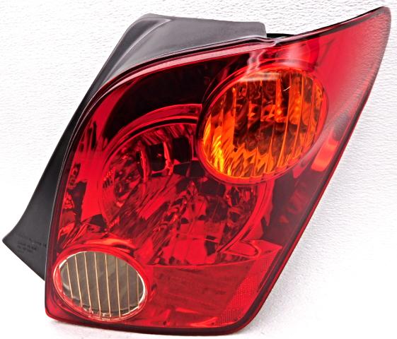 Genuine Oem Scion Xa Right Passenger Tail Lamp 81551 52380