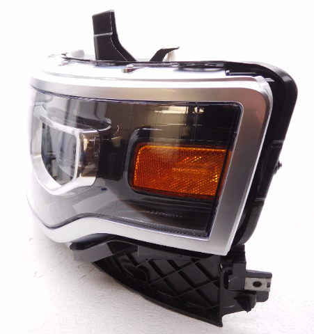 OEM Ford Flex Left Driver HID Headlight Lens Flaw Spots ...